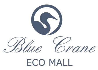 Blue Crane Eco Mall Logo