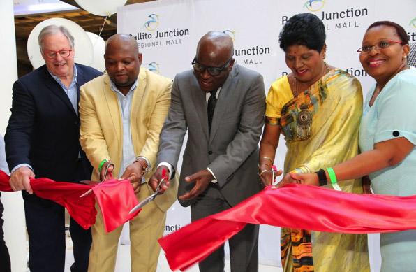 Ballito Junction Regional Mall opens