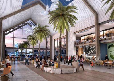 Boardwalk Mall -Food Court