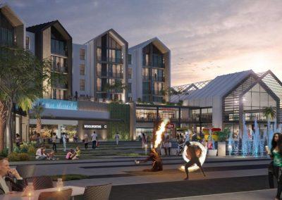 Boardwalk Mall -Piazza 1