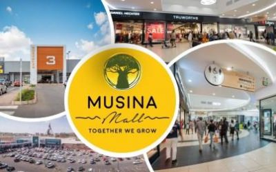 Flanagan & Gerard and Moolman Group become equal co-owners of Musina Mall, Limpopo